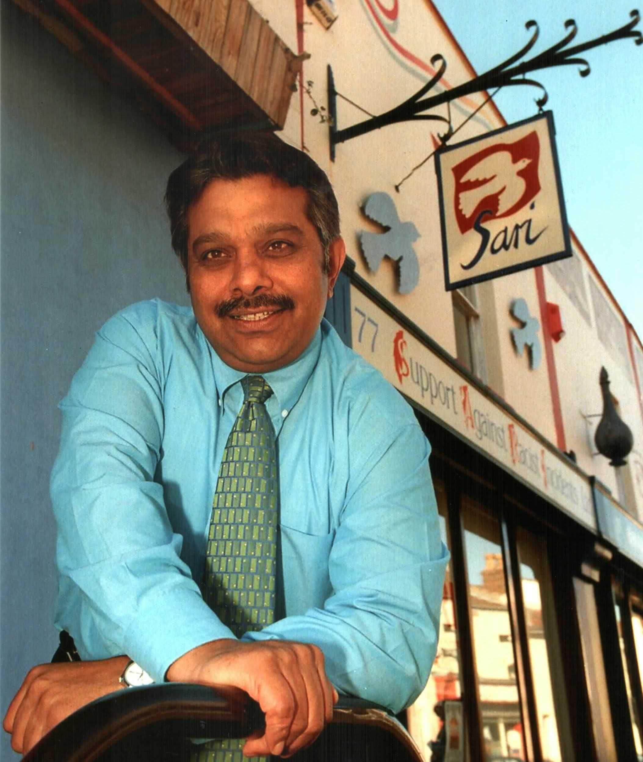 SARI founding Director Batook Pandya